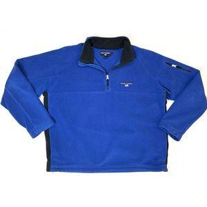 VTG RALPH LAUREN POLO SPORT Blue Pullover Fleece
